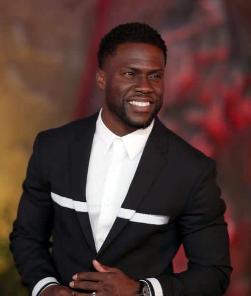 Boss Baby! Kevin Hart Dishes on Fatherhood, and Says 'Baby 'Zo Runs the Household'