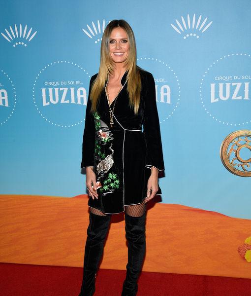 Heidi Klum Talks Dating After Going Public with Tom Kaulitz