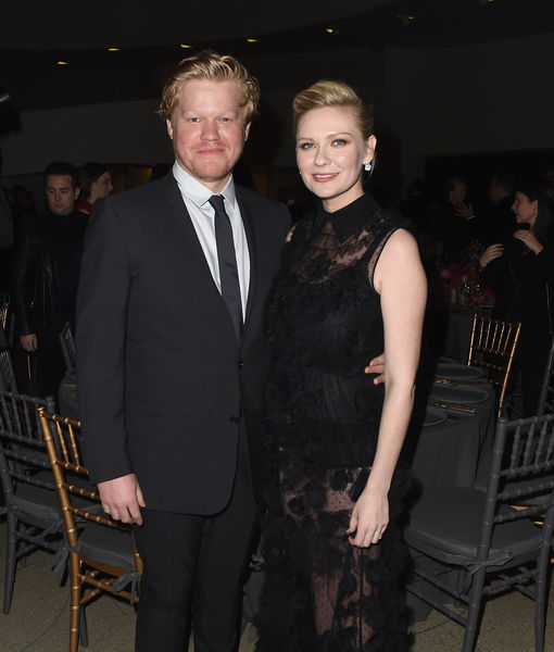 Kirsten Dunst & Jesse Plemons Are Reportedly Expecting First Child