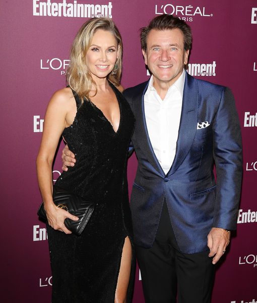 Baby Pic! Kym Johnson & Robert Herjavec Welcome Twins