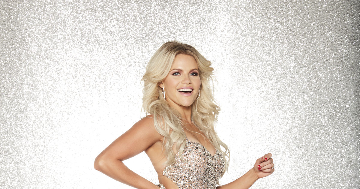 Whitney Carlson Dancing With The Stars