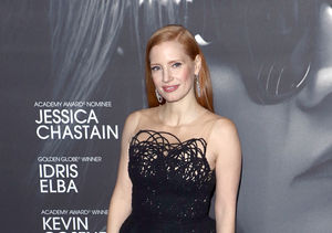 Jessica Chastain Praises Salma Hayek, Plus: Her 'Stressful'…