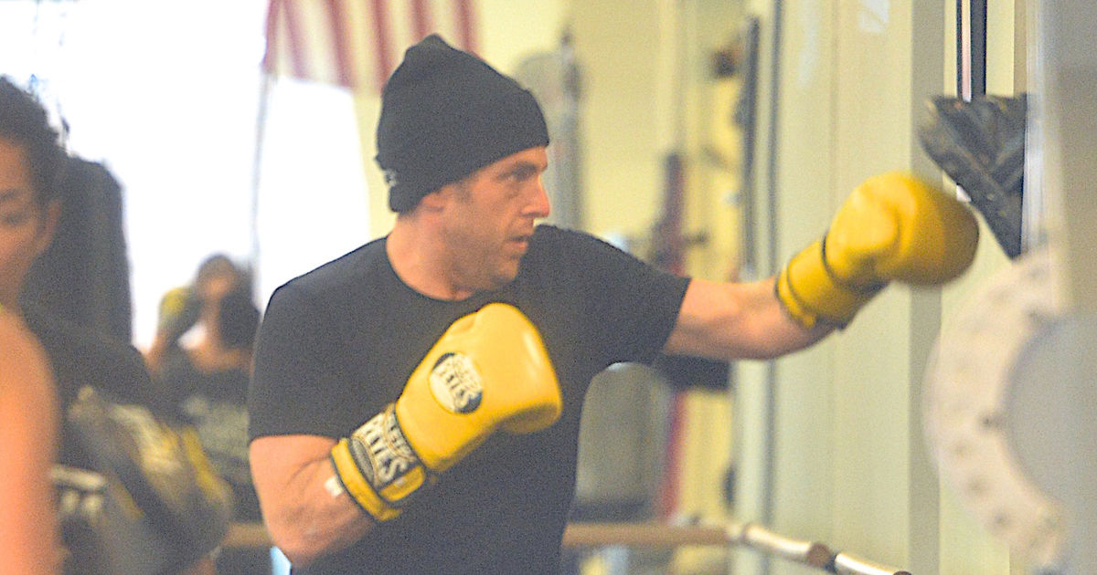 Pics! Jonah Hill Shows Off Buff Bod While Boxing | ExtraTV.com