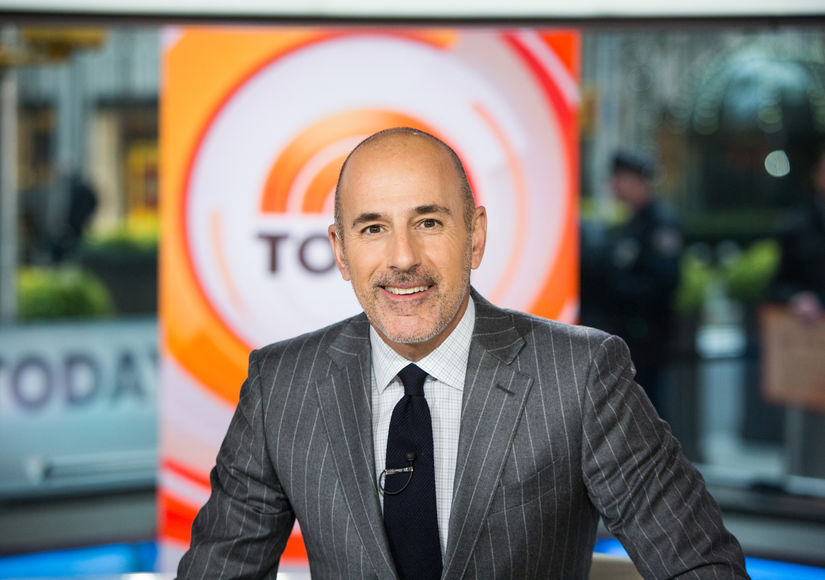 Matt Lauer's First Interview Since His Sexual Misconduct Scandal