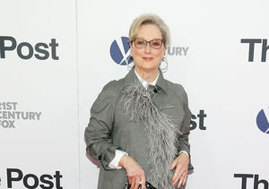 Meryl Streep on Women Reportedly Wearing Black to the Golden Globes…