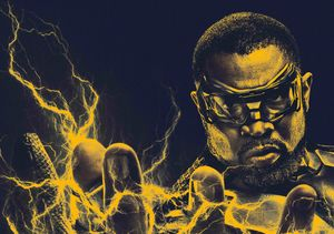 New Series 'Black Lightning' to Premiere at 'DC to D.C.' Event in…