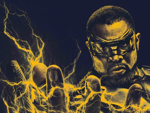 New Series 'Black Lightning' to Premiere at 'DC to D.C.' Event in Nation's Capital