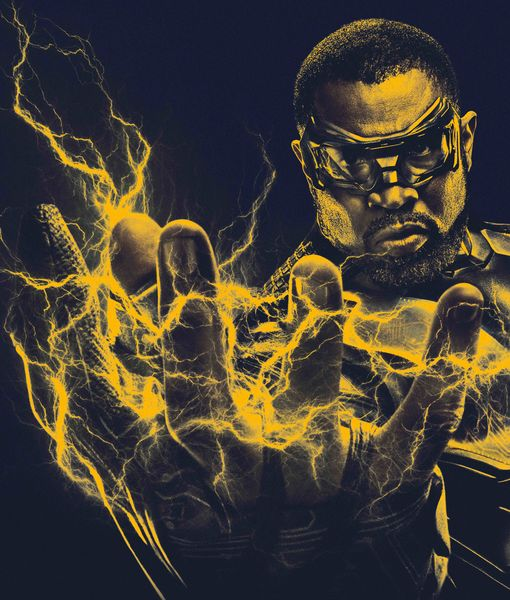 New Series 'Black Lightning' to Premiere at 'DC to D.C.' Event in Nation's…