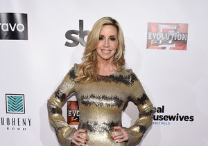 Camille Grammer Opens Up About Cancer Battle and Engagement