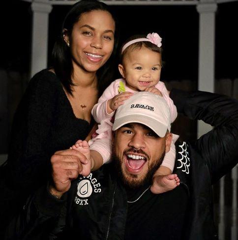 Cory Wharton & Cheyenne Floyd Had a Baby... 9 Months Ago!