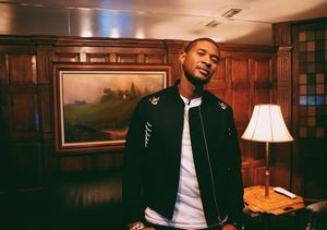 Usher Dishes on Holiday Plans, Plus: Who's the Megastar Winner?