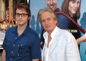 Michael Douglas Is a First-Time Grandpa at 73 — His Son Cameron Welcomes Baby…