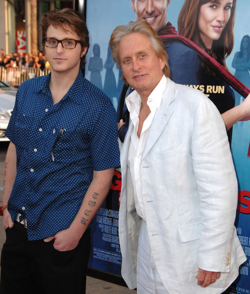 Michael Douglas Is a First-Time Grandpa at 73 — His Son Cameron Welcomes Baby Girl!