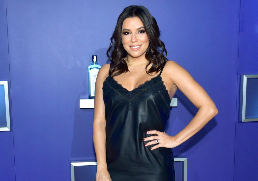 Eva Longoria's First Words Following Pregnancy Reports
