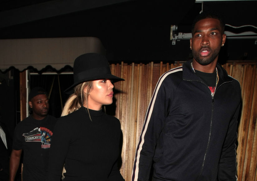 Khloé Kardashian Confirms She's Pregnant! See Her Baby Bump