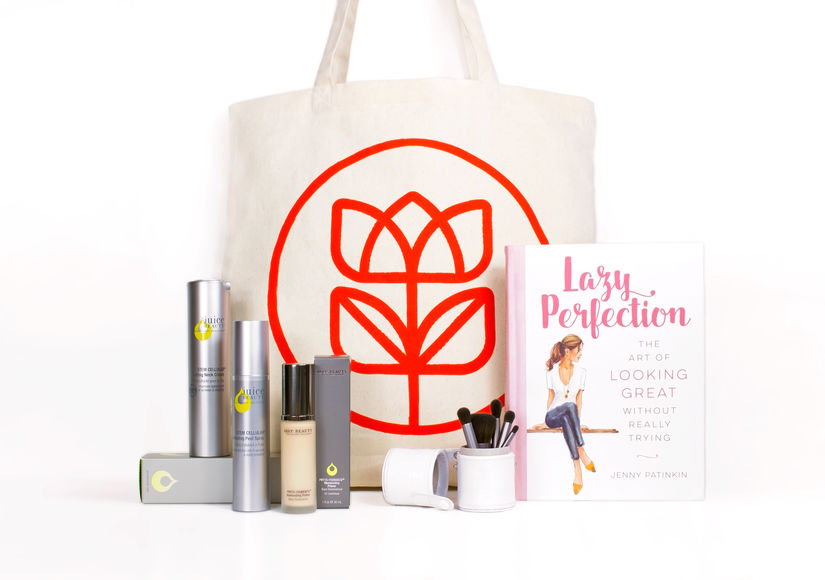 Win It! Juice Beauty Products, Makeup Brushes, the 'Lazy Perfection' Book and More