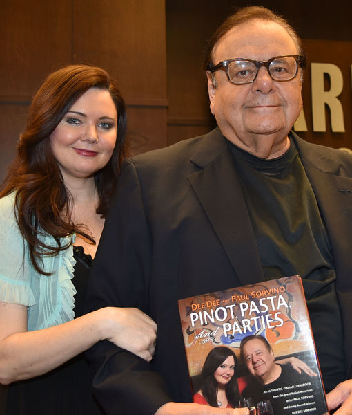 Cooking with 'Goodfellas' Star Paul Sorvino as He Prepares His Special…