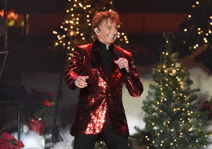 Barry Manilow Hospitalized