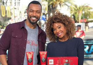 How Former NFL Player Isaiah Mustafa and His Abs Went from Old Spice Guy to…