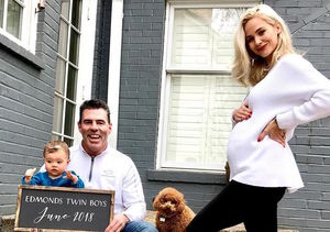 Meghan King Edmonds Expecting Twin Boys
