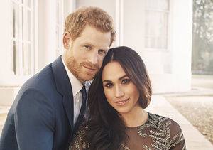 Prince Harry & Meghan Markle's Engagement Photos Released — See the…