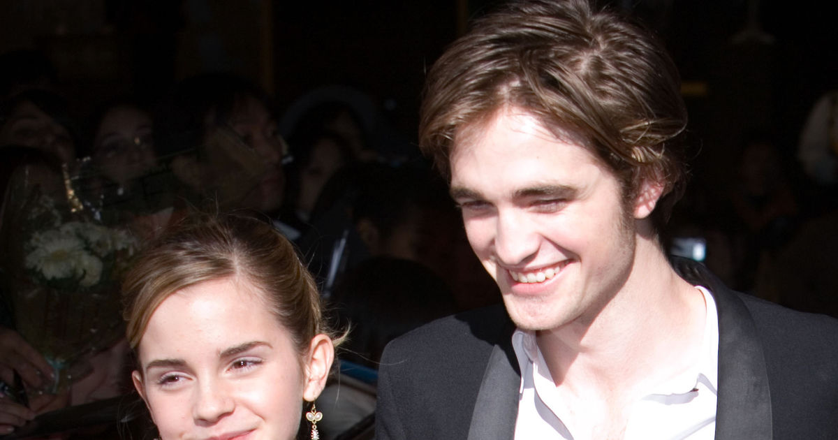 Who is robert pattinson hookup now 2018