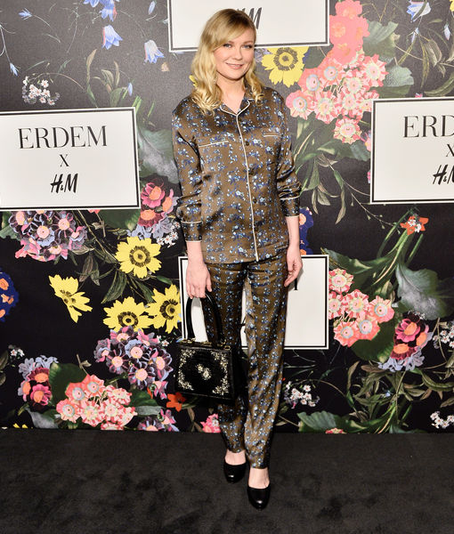 Hollywood Is on Fire for the New Erdem X H&M Collaboration