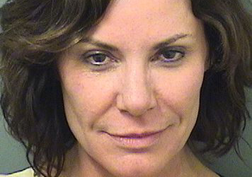 'Real Housewives of New York' Star Luann de Lesseps Arrested