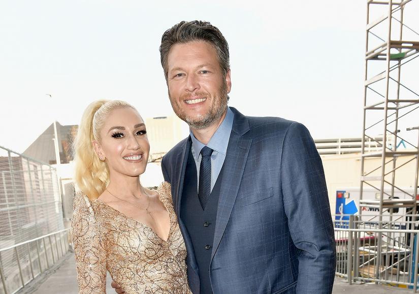 Gwen Stefani Takes on Blake Shelton Marriage Rumors