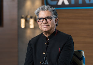 Deepak Chopra Shares His Guide to a Better Life Through Meditation