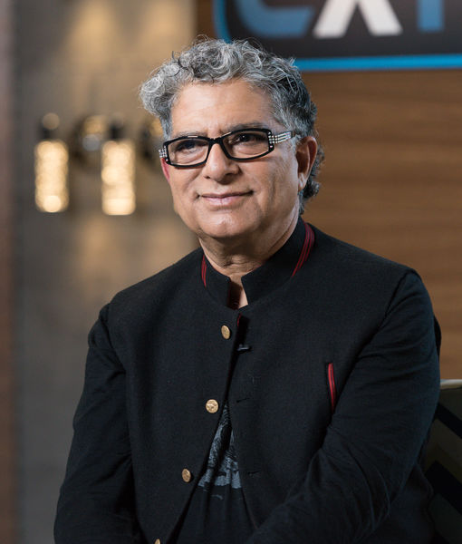Deepak Chopra's Tips for Managing Anxiety During Coronavirus Outbreak