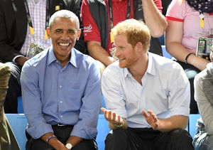 Is President Obama Invited to the Royal Wedding? Prince Harry Has the Perfect…