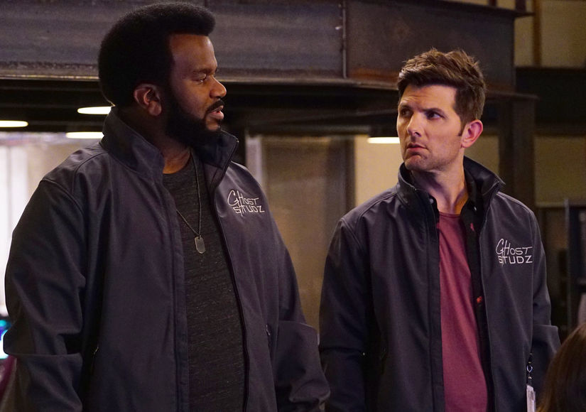 'Extra' Takes You Behind the Scenes of the New Comedy 'Ghosted'