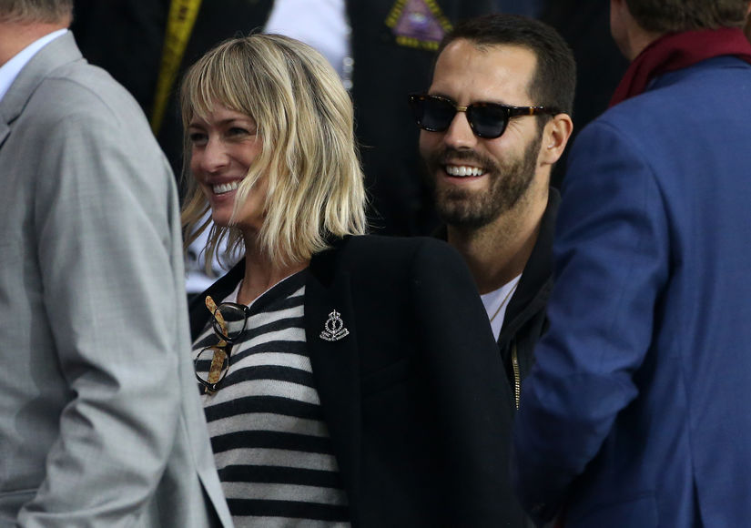 Is Robin Wright Dating a Much Younger Man?