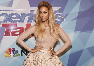Tyra Banks Reveals Her New 'ANTM' Catchphrase and More!