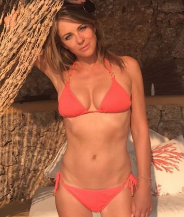 Elizabeth Hurley's Hottest Bikini Pics