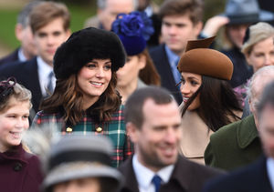 Rumor Bust! Kate Middleton and Meghan Markle Have Not Been Hanging in London