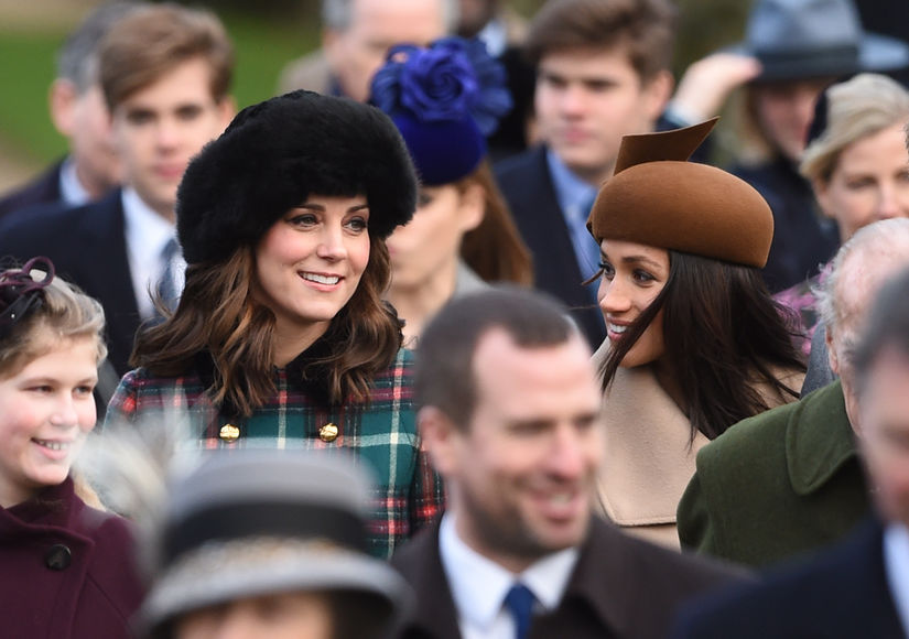 Rumor Bust! Kate Middleton & Meghan Markle Have Not Been Hanging in London