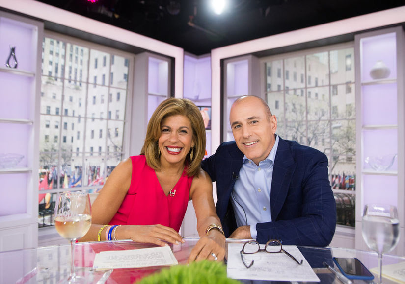 Hoda Kotb Says Matt Lauer Reached Out After Her Big 'Today' News