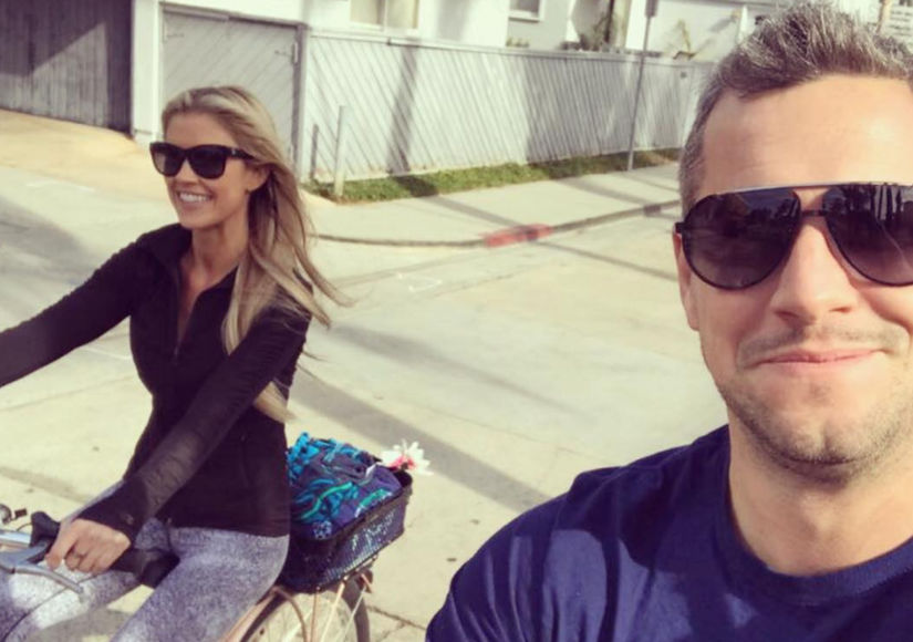 Did Christina El Moussa and Her Famous New BF Just Make Their Relationship…