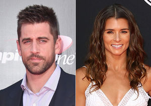 Is Aaron Rodgers Dating Danica Patrick?