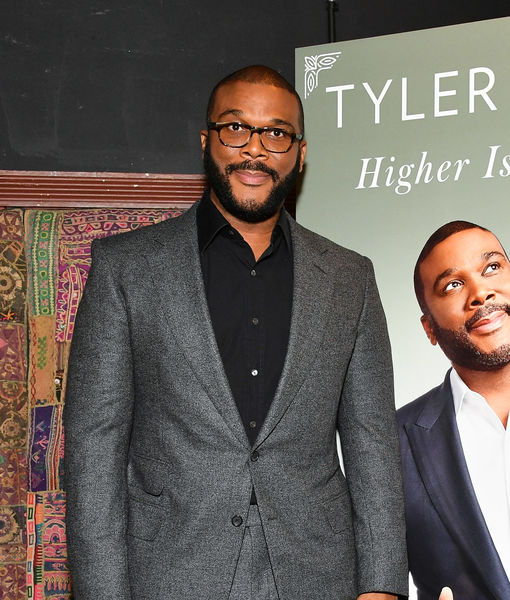 Tyler Perry Talks New Studios, His Son Aman, Politics, and More!