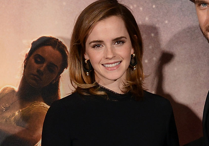 Emma Watson Doesn't Look Like This Anymore! See the Pic