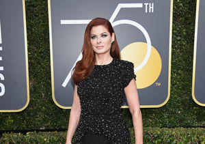 Debra Messing Dishes on Her 50th Birthday Plans