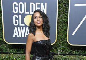 Kerry Washington's Message for Women: 'Find Yourself a Woke Man'