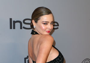 Miranda Kerr, Eva Longoria & Others Show Off Their Baby Bumps
