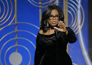 Oprah's Powerful #MeToo Speech at Golden Globes: 'A New Day Is on the Horizon'