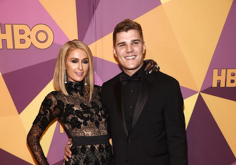 Splitsville! Paris Hilton & Chris Zylka End Engagement