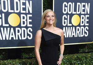 Reese Witherspoon Opens Up on #TIMESUP Movement, Plus: 'Big Little Lies'…