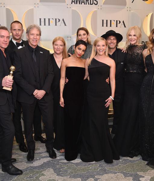 'Big Little Lies' Cast Talks #TIMESUP; Plus, a Huge Season 2 Surprise